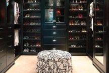 Closet Fever / Closet ideas / by Patricia Guerrero