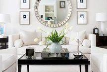 BLACK&WHITE LIVING / A classic colour matching...