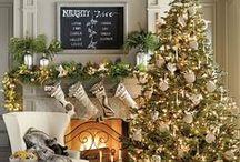 Una baita a Natale / Decora le feste con un meraviglioso albero di Natale!  #Dalani #Natale #Baita #Neve