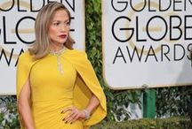 Red Carpet Dresses (and Suits) / Celebrities with standout red carpet style from veterans and ingenues who rarely disappoint, from awards season to movie premieres, including the Golden Globes, Oscars and beyond. / by The New York Times