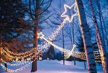 La notte di Natale... / Vivi la magia delle luci di Natale!  #Dalani #Natale #Luci #Atmosfera #Auguri