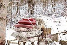 Profumo di Neve / La magia di un candido manto innevato, comodamente seduti di fronte al camino!   #Dalani #Neve #Outdoor #Fineanno