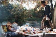 La Tavola di Alice - Dalani Magazine / I favolosi colori del Paese delle Meraviglie rendono possibile un'ispirazione living firmata Dalani. La tavola del Cappellaio Matto si trasforma così in un meraviglioso mix di stile, moda e fantasia. http://bit.ly/1uysMKM