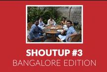 ShoutUP #3 Bangalore Edition / Moments from ShoutUP Blogging Workshop happened in Bangalore on 15th March 2015.  ShoutUP is independently organised Professional blogging workshop by Award winning blog ShoutMeLoud.  More info: http://www.ShoutMeLoud.com/ShoutUP