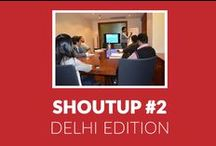 ShoutUP #2 Delhi Edition / ShoutUP is independently organised #Blogging Workshop by Award winning blog @ShoutMeLoud. The goal of #ShoutUP is to help Indian bloggers to make their blog a business. Here are moments from 2nd ShoutUP workshop which was held on 22nd February 2015