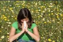 Spring Health / What you should know to stay healthy in the spring.