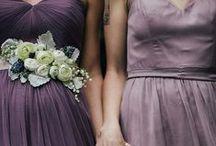 Purple Wedding Palette
