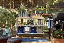 Ferragosto in tavola! / Una tradizione a cui davvero non si può rinunciare: la grigliata di Ferragosto! Ecco qualche idea su come organizzare outdoor e tavola in occasione della festività estiva.