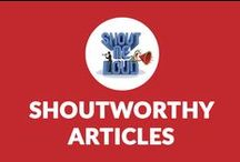 ShoutWorthy Articles / Want to read life changing articles? A manually curated collection of best blog posts from ShoutMeLoud.