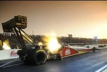 NHRA Kansas Nationals / The NHRA Kansas Nationals is three full days of action-packed racing! Since the quarter-mile four-second and 300-mph barriers in Funny Car were shattered here in1993, Heartland Park Topeka has hosted hundreds of events.