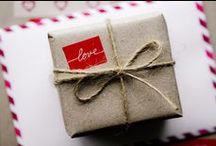 { Brown Paper Packages } / Gift Ideas / by Julie Schreier
