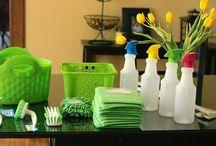 { Organise Clean Declutter } / by Julie Schreier