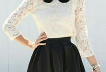 Fashionista / one day, I will be skinny and wear these outfits:)