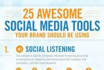 Social Media Tools I Love / Social media tools that make social media marketing easier