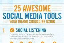 Social Media Tools I Love / Social media tools that make social media marketing easier
