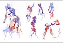 Art for Body & Bungalow / by Bridget Casey