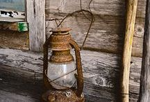 My  Rustic Dream Home Decor / by Betty Wesley