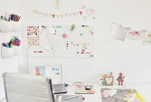 Craft Room, creatives spaces