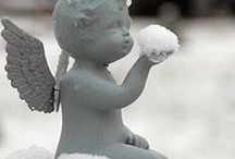 Angels / by Betty Wesley