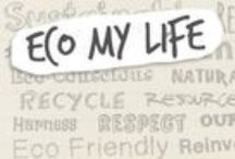 ECO My Life / From the technically genius to the simple and effective, we share our favourite eco friendly ideas. Tweet @bestecoshop to be invited as a pinner.