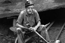 Coal Mining / by Betty Wesley