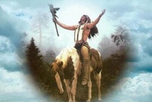 Native American  Shaman & Holy Man / by Betty Wesley
