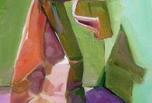 Just for Fun Paintings / Bean Bag Buddy @ http://robinrosenthalspaintings.blogspot.com/