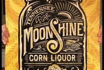 Moonshine / by Betty Wesley