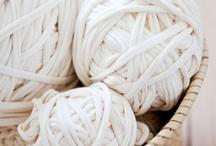 Only yarn / by Petits Modèles