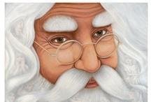 All things Santa / by Pamela Brown