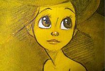 Ariel Abyss / by CuCu Loca