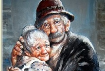 Growing Old Together / by Pamela Brown