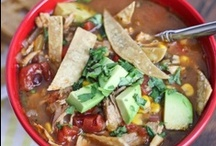 Hearty Soups / I love soup! Tasty soups that hit the spot during the Fall, Winter, Spring or Summer!