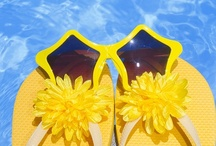 Flip Flops and Sunglasses / by Pamela Brown