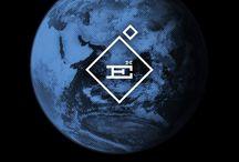 The Solar System's New Brand Identity! / Designs by Xero Fernández