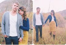 What to Wear - Couples and Engagement Portraits