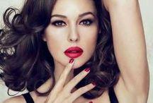 Boudoir Hair & Makeup Inspiration
