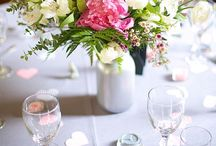 Love Blooms / Floral beauty and centrepieces for the special day!