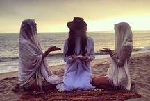 Spiritual Gangsta / Where the modern girl meets the ancient goddess.  / by Jerah Lena Coviello