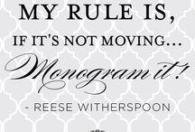Monogram Life