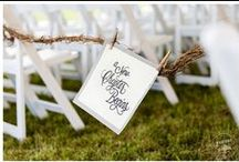 Awesome Wedding Planning Inspiration / Cool and non-traditional wedding ideas.