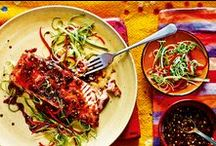 Ocado: 30-Minute Meals / All flavour, no fuss. Good food on the table in 30 minutes or under. Ready, get set... / by Ocado