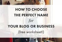 Blogging + Business