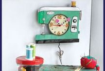 Sewing rooms / Sewing and craft room organization