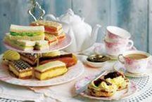 Ocado: Time for a Tea Party / Create a spread the Mad Hatter would be proud of.