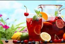 Ocado: Summer Drinks / Say cheers to summer with Pimm's, punch and lots more. Don't forget plenty of ice!