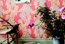 The Reimagined Wallpapers / Discover three of our most popular wallpaper patterns, reimagined in striking new colourways from our expert Colour Consultants.