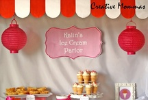 Party - Ice Cream Parlor