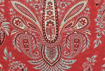 fabric / by Christi