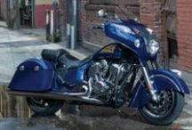 Cool Motorcycles and cars / We ride and Indian Motorcycle and we love to go to vintage car shows and motorcycle shows